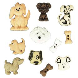 Dogs Days Button