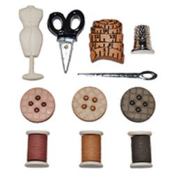 Sewing Room Button