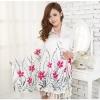 ผ้าพันคอ Pashmina พาสมีน่า ลาย ดอกไม้ PM00102-1