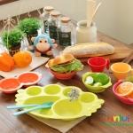 จาน ชาม และอุปกรณ์ทานอาหารเด็ก