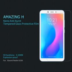 ฟิล์มกระจกนิรภัย Xiaomi Redmi 6 / Xiaomi Redmi 6A