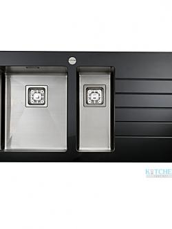 อ่างล้างจาน elica รุ่น 1H110052 GB
