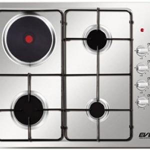 เตาแก๊ส EVE รุ่น HB60-3G1WK/SIH