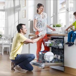 รวมสิ่งดีๆที่จะได้มากับการใช้งานเครื่องล้างจาน