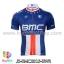 เสื้อจักรยานแขนสั้นทีม BMC 2015 สีน้ำเงินขาวแดง สั่งจอง (Pre-order) thumbnail 1