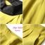 พร้อมส่ง เสื้อครอป จับจีบผ้า thumbnail 5